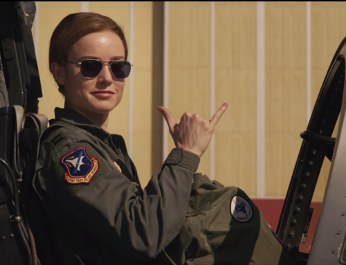 PUNCHING UP: AN INTERSECTIONAL FEMINIST LENS ON ACTION MOVIES
